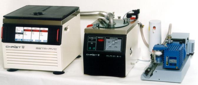 Centrifuge Evaporator