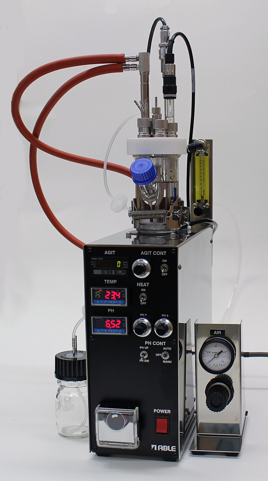 Enzyme catalysis device BME