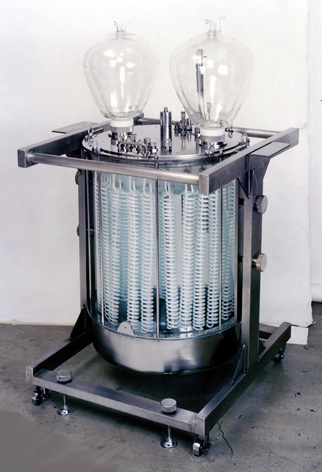 Large-scale fermentor