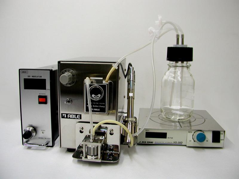 Radial-Flow Bioreactor BRK