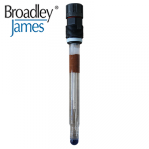 Sealed pH/ORP electrode (Broadley-James)