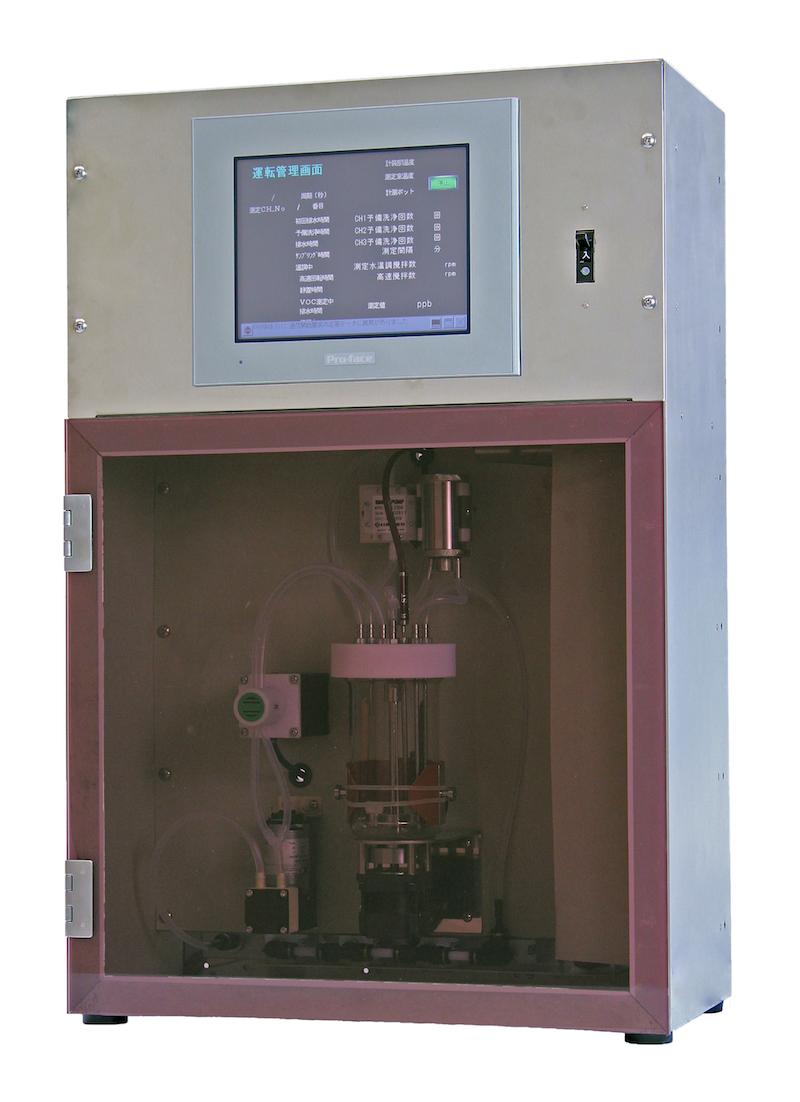 水中VOC連続モニター EVM-11