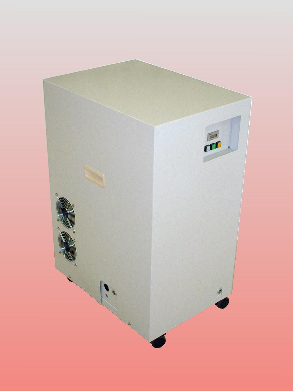 PSA方式による窒素発生装置