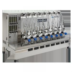 Bio Jr.8 100mL×8連培養装置