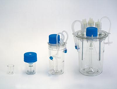 幹細胞培養用シングルユースリアクターシリーズ