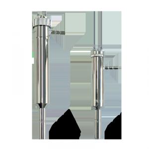 ステンレス製排気コンデンサー